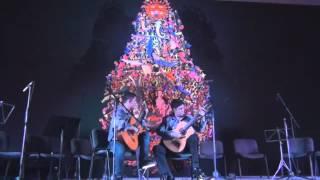 Sons de Carrilhões by João Pernambuco: Gilson Antunes & Fabiano Borges Live Havana (Cuba) feb 2014