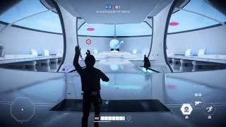 Funny, Epic, and Weird Moments of Star Wars Battlefront 2 #65: Obi-Wan Kenobi is Friends with Dooku!
