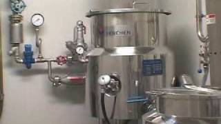 super mixer granulator SMG.avi