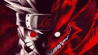 Naruto - kyubi AMV