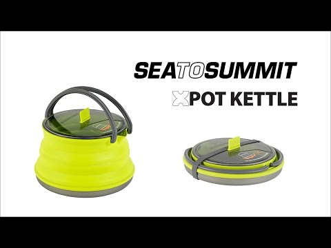 Chaleira X-Pot 1.3L - Sea to Summit