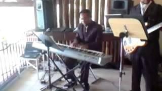Só danço Samba Ambient Music Live Sítio Xangrilã Casamento