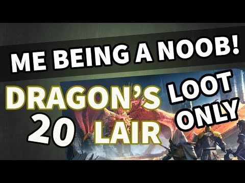 [RAID SHADOW LEGENDS] DRAGONS 20 ARTIFACTS! - SUPER NOOB MODE!