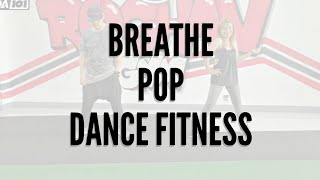 DA101 | BREATHE BY JAX JONES | POP | DANCE FITNESS