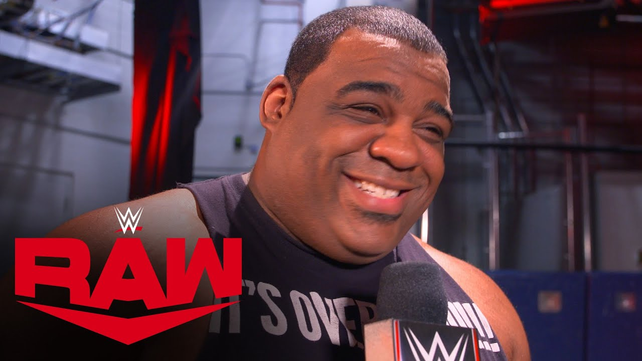 WWE - Keith Lee all about mental strength before Triple Threat Match: WWE Network Exclusive, Nov. 30, 2020