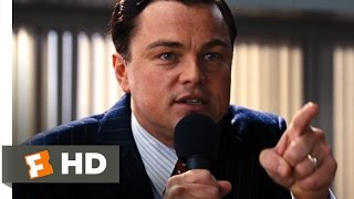 The Wolf of Wall Street (8/10) Movie CLIP - I Choose Rich Every Time (2013) HD