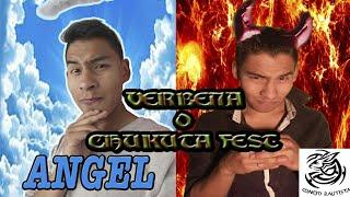 Verbena o Chukuta Fest (angelito vs Diablito)