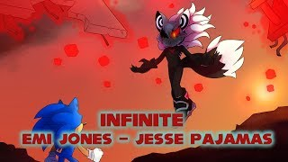 Sonic Forces - Infinite Cover by Emi Jones Ft. Jesse Pajamas