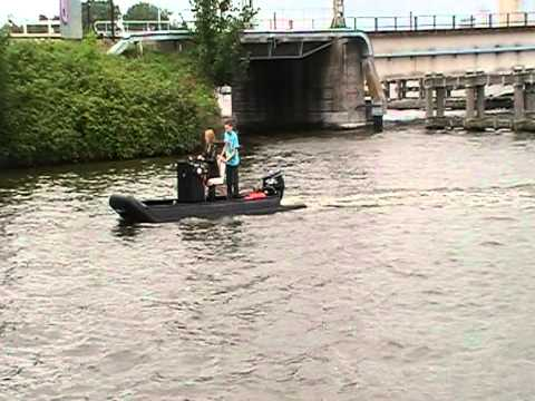 HDPE Boat vid 5 of 5