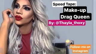 Make-up Drag Queen - Speed Plus.