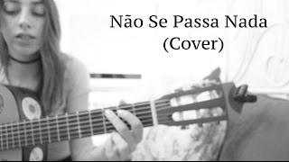 Piruka - Não Se Passa Nada (Cover) | Carolina Silva