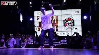Daft Punk - Get Lucky | Hozin | Popping Showcase 2013