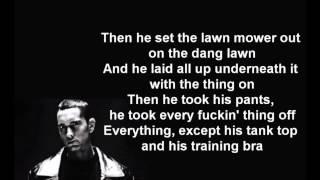 Eminem - Insane lyrics [HD]