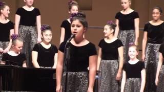 O Mio Babbino Caro - Serena Singing Italian Opera