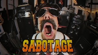 Sabotage (metal cover by Leo Moracchioli)