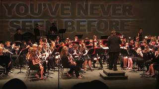 RHS Symphonic Band May 2017 - Music from the Incredibles