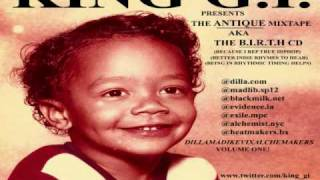 KING G.I. -THE ANTIQUE MIXTAPE [FREE DOWNLOAD]TRACK #1