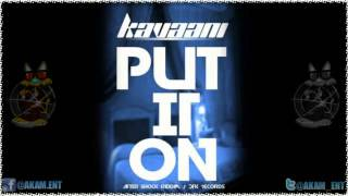 Kavaani - Put It On [After Shock Riddim] Dec 2012