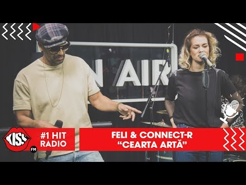 Feli feat. Connect-R - Cearta Arta (Live Kiss FM)