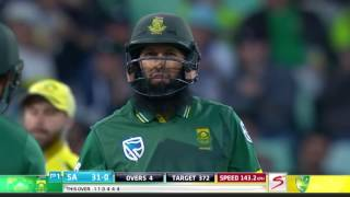 South Africa vs Australia - 3rd ODI - Match Highlights width=