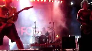 A tua imagem-Fonzie e M.Peixoto em Loures na Festa da best Rock FM