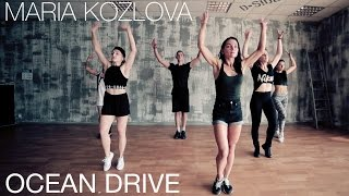 Duke Dumont - Ocean Drive | Choreography by Maria Kozlova | D.side dance studio