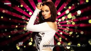 "WWE 2007-2009: Maria Kanellis Theme Song - ""Legs Like That"" [CD Quality + Lyrics]"