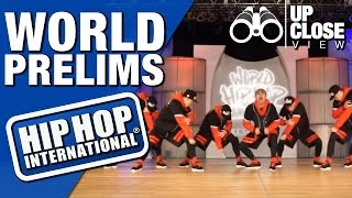(UC) The Bradas - New Zealand (Gold Medalist Adult Division) @ HHI's 2015 World Prelims