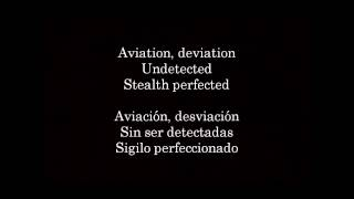 Sabaton ~ Night Witches English Lyrics and Spanish Subs.