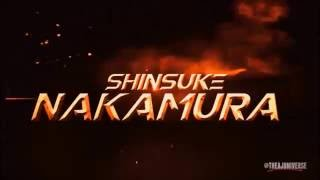Shinsuke Nakamura The Rising Sun ( feat. Lee England Jr )