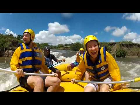 River Rafting in South Africa