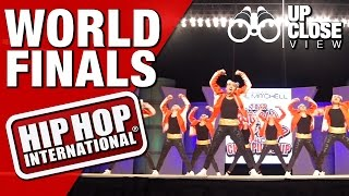 (UC) Bubblegum - New Zealand (Junior Division) @ HHI's 2015  World Finals