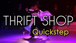 QUICKSTEP | Swing Forward - Thrift Shop (Dj Ice Remix) (50 BPM)