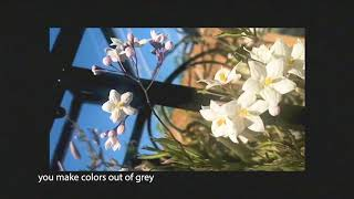 kudasai - you make colors out of grey
