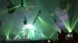 Audiotricz & Atmozfears - What About Us @ QLIMAX 2016. | 4K