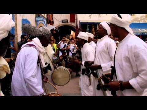Festival Gnaoua Musique du monde à Essaouira 2012
