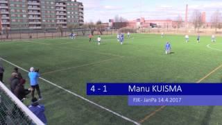 Edustus: FJK - JanPa 5 - 1