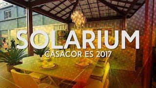 Solarium CasaCor ES 2017 - Daniela Avancini e Henrique Gasparini