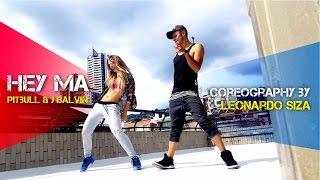 Pitbull & J Balvin - Hey Ma ft Camila Cabello Choreography by Leonardo Siza