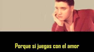 ELVIS PRESLEY - My wish come true ( con subtitulos en español )  BEST SOUND