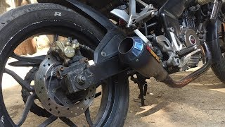 New Cheap and Loud silencer sound for any Bike with pricing | Bajaj  Pulsar |