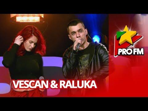 Vescan feat. Raluka - Ca Doi Necunoscuti | ProFM LIVE