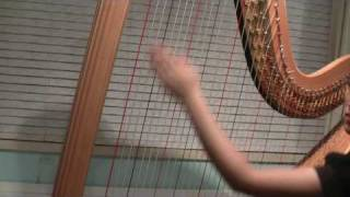 The Pedal Harp - Whistle Effect