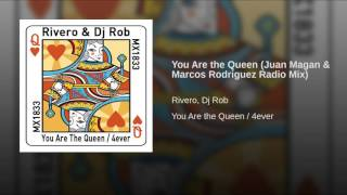 You Are the Queen (Juan Magan & Marcos Rodriguez Radio Mix)