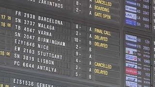 Belgique : les avions cloués au sol à cause d'une panne informatique