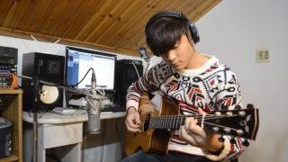 Everglow(Coldplay)-Kangho Lee(Acoustic Guitar Cover)