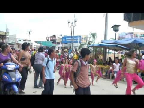 Desfile Carnaval Huaquillas 2010