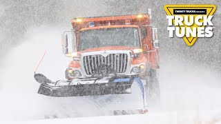 Kids Truck Video - Snow Plow