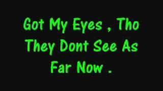 Fantasia - Im Here With Lyrics
