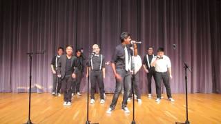 """The Afterglow """"Hey Mama"""" - West Coast A Cappella Fall 2015"""